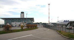 L'Euroairport Bâle-Mulhouse-Fribourg
