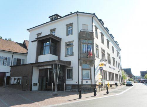 Mairie de la Commune de Hégenheim