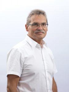 UEBERSCHLAG André, Maire de KNOERINGUE