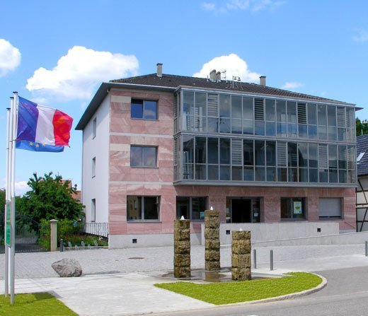 Mairie de la ville de Blotzheim