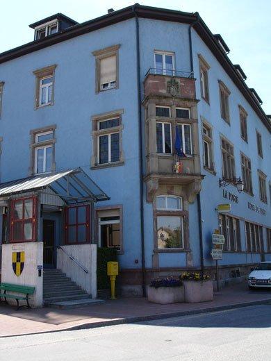 Mairie de la ville de Hégenheim