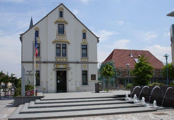 Mairie de la ville de Hésingue