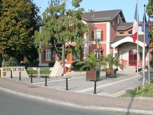 Mairie de la ville de Huningue