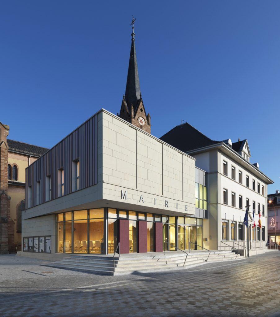 Mairie de Village Neuf