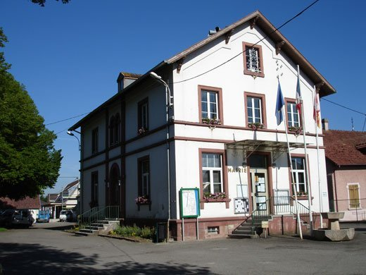 Mairie de la ville de Rosenau