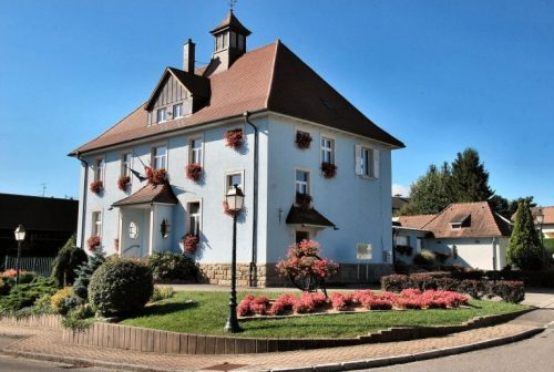 mairie de la commune de Bartenheim