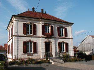 Mairie de la Commune de Brinckheim
