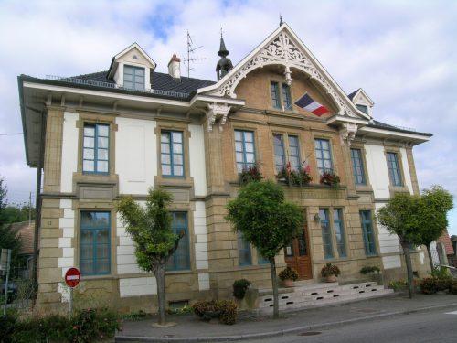 mairie de la Commune de Helfrantzkirch