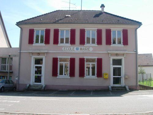 Mairie de la Commune de Liebenswiller
