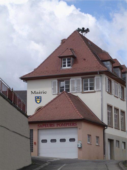 Mairie de la Commune de Michelbach-le-Haut
