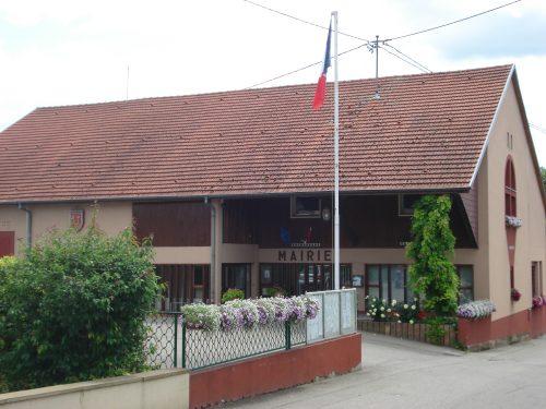Mairie de la Commune de Ranspach-le-Bas