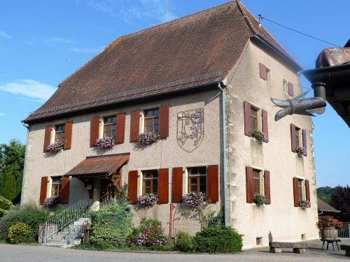Mairie de la Commune de Steinbrunn-le-Haut