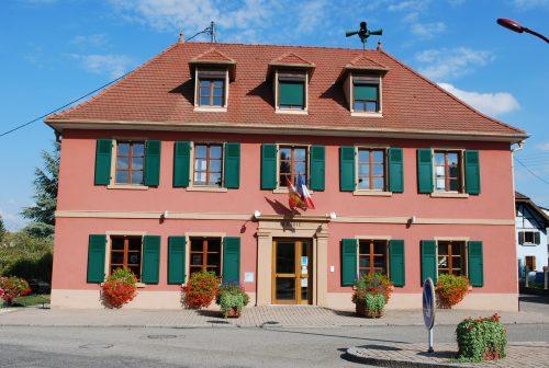 Mairie de la Commune de Uffheim