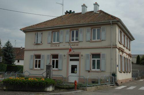 Mairie de la Commune de Zaessingue