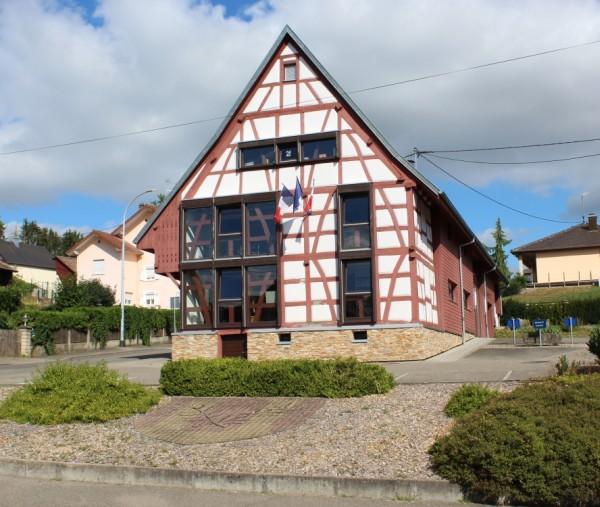 Mairie de la commune de Ranspach-le-Haut
