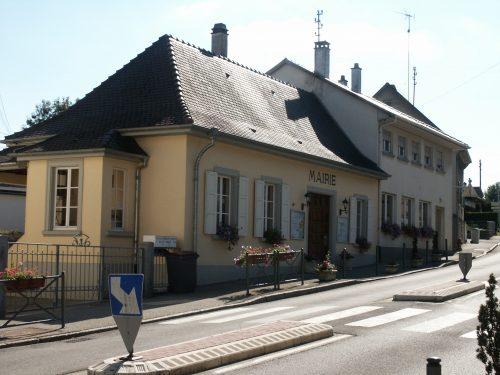 Mairie de la Commune de Folgensbourg