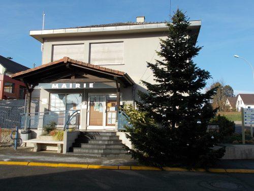 Mairie de la Commune d'Hagenthal-le-Bas