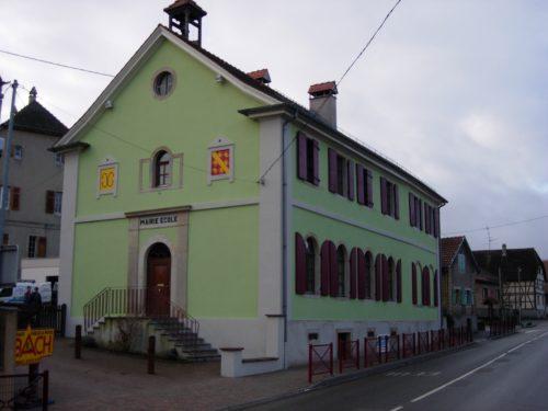 Mairie de la Commune de Koetzingue