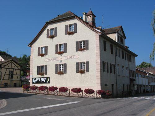 Mairie de la Commune de Leymen