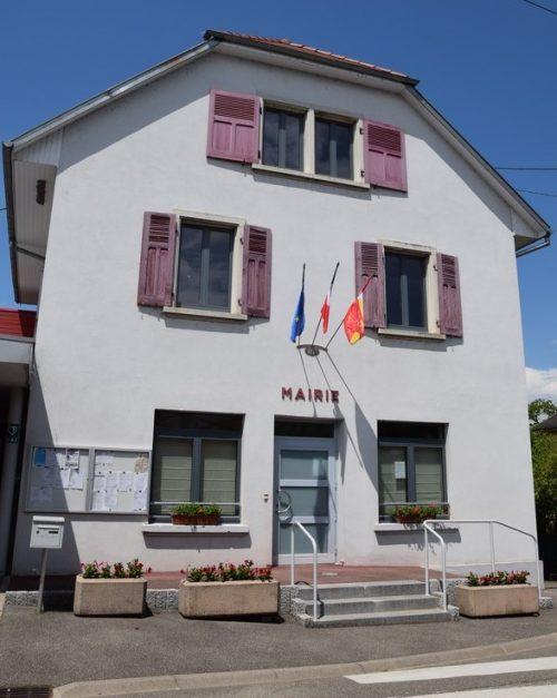 Mairie de la Commune de Magstatt-le-Bas