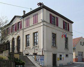 Mairie de la Commune de Magstatt-le-Haut