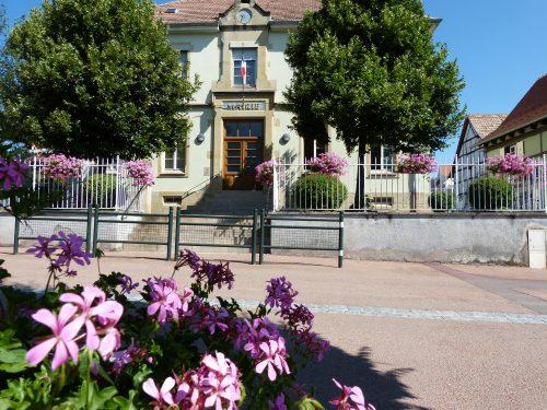 Mairie de la Commune de Stetten