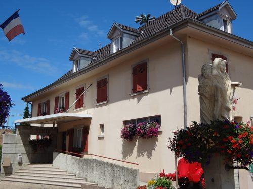 Mairie de la Commune de Wentzwiller