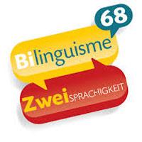 Logo Bilinguisme zweiSprachen 68