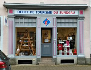 Office de tourisme saint louis agglom ration alsace 3 fronti res - Office du tourisme altkirch ...