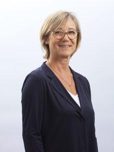 SCHMIDIGER Pascale, Maire de SAINT-LOUIS