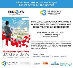 concertation publique euro3lys saint-louis agglomération