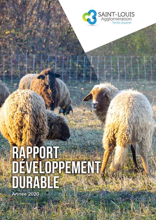 Rapport développement durable année 2020