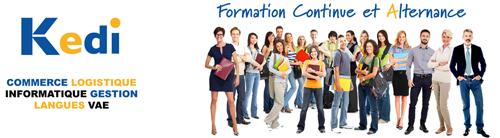 Participant Trinat'Emploi : Kedi Formation