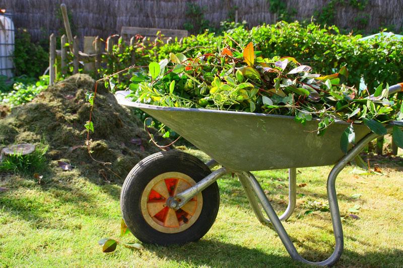Déchets verts et jardiner au naturel