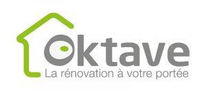 Logo Oktave : la rénovation à votre portée