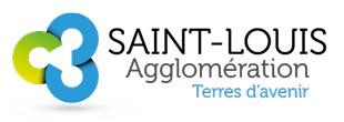 Logo Saint-Louis Agglomération - Terres d'avenir