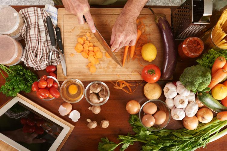 Réduction des déchets : cuisiner soi-même