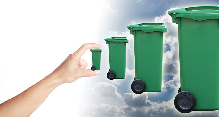 Réduction des déchets ménagers